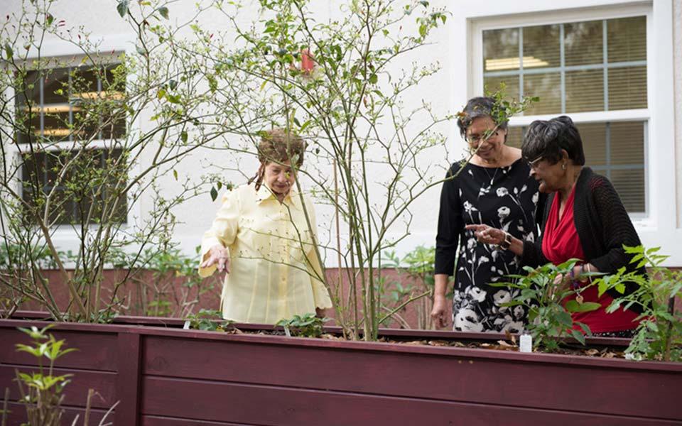Greencastle of Elmhurst Garden & Outdoor Activities